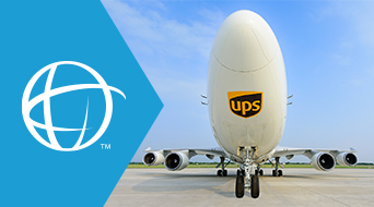 UPS and Worldwide Express